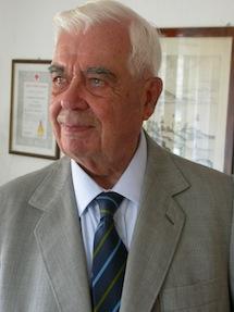 Carlo Orlandini, presidente onorario di ASPHI